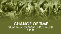 Summer Commencement