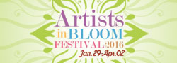 Artists in Bloom Festival