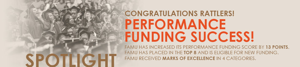 FAMU Performance Funding